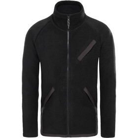 The North Face Cragmont Täysvetoketjullinen Fleecetakki Miehet, tnf black